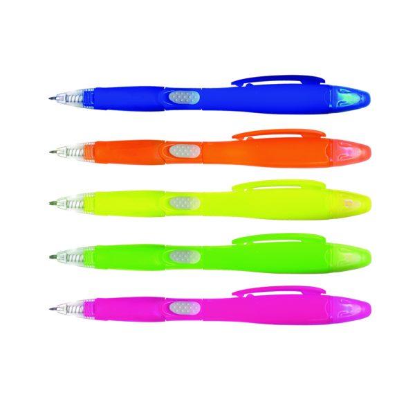 ปากกาพรีเมี่ยม,ปากกาลูกลื่น,ปากกาพลาสติก