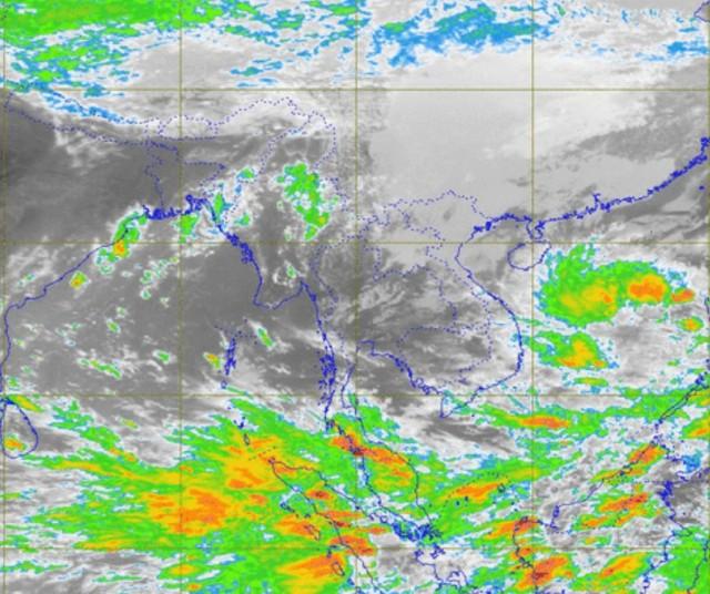 พายุโคนีฝั่งที่ประเทศเวียดนาม